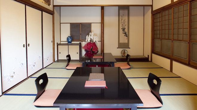 吉里 - 内観写真:8名様 半個室