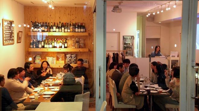 YAFFA ORGANIC CAFE - メイン写真: