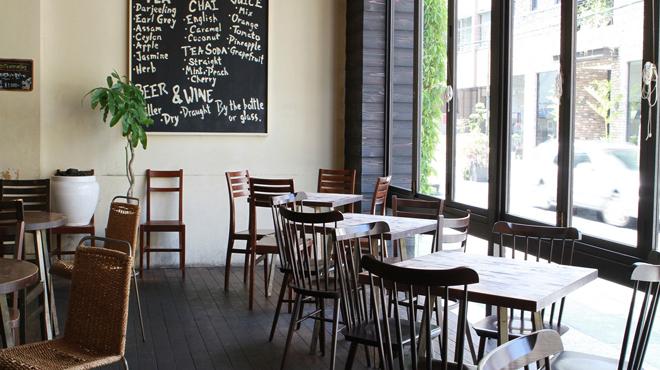 カフェ シャルボン - メイン写真: