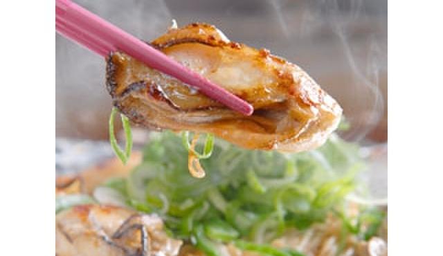 電光石火 - 料理写真:牡蠣バター