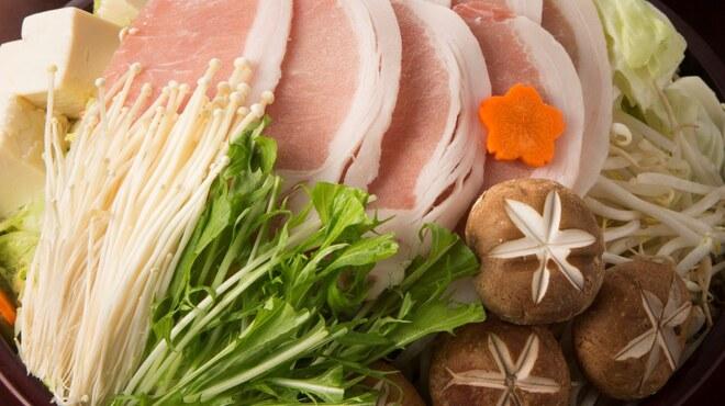 今日しかない - 料理写真:豚チゲ