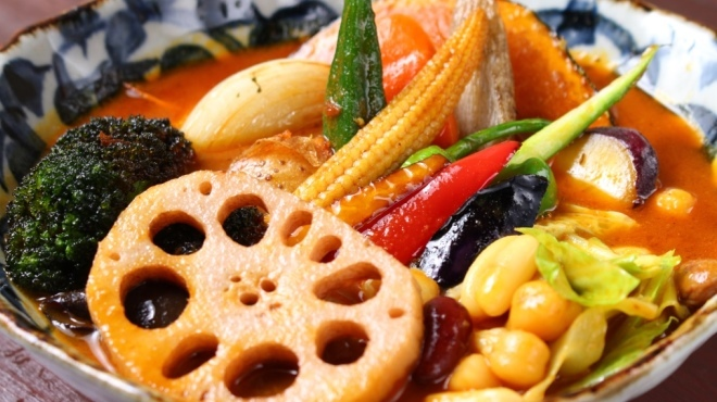 スープカレー ポニピリカ - メイン写真: