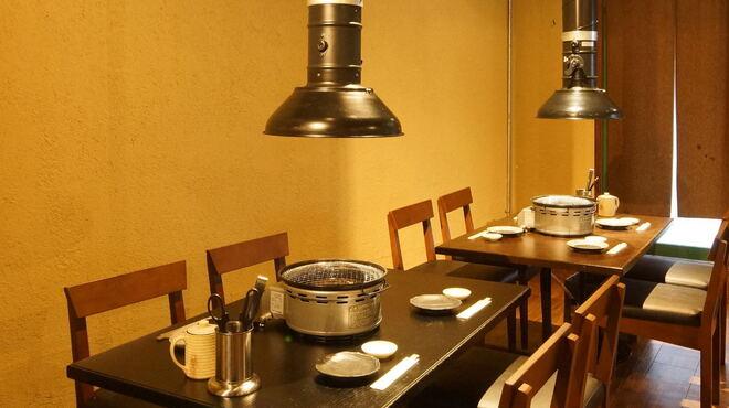 焼肉センター かるび家 - メイン写真: