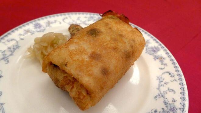 サラファン - 料理写真:ピロシキ
