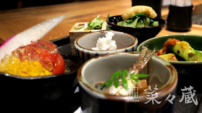 酒と三菜 菜々蔵 - メイン写真:
