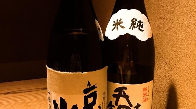 茶茶 Ryu-rey - ドリンク写真:京の酒も種類ございます。