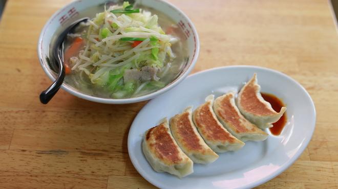 タンメンしゃきしゃき - 料理写真: