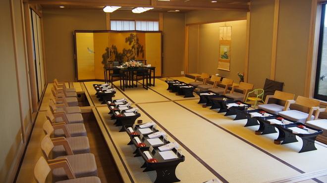 京料理・寿司 竹林 - 内観写真: