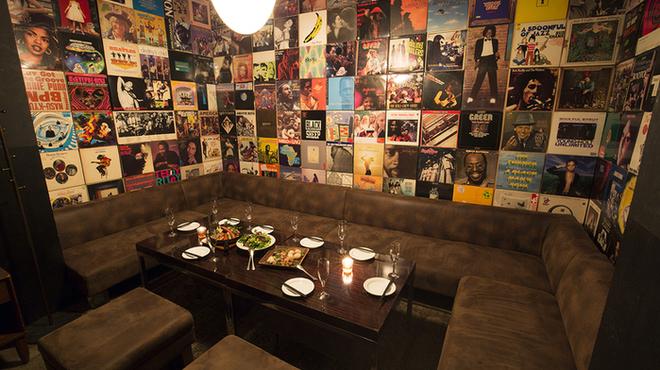 NOS Bar & Dining - メイン写真: