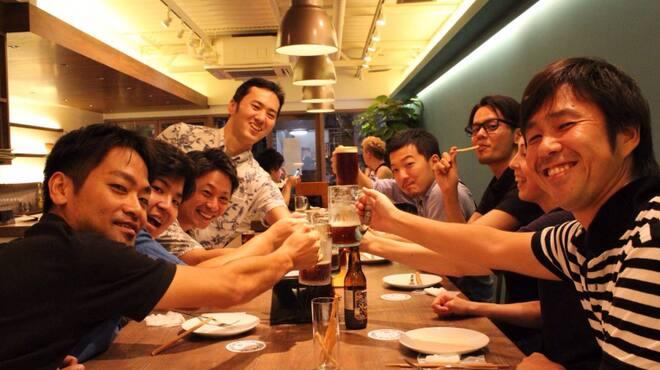 Taste of Okinawa - 内観写真:パーティー