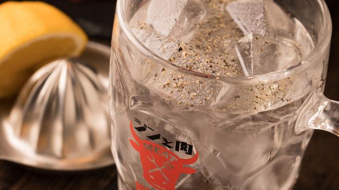 鋳物焼肉 3136 - ドリンク写真: