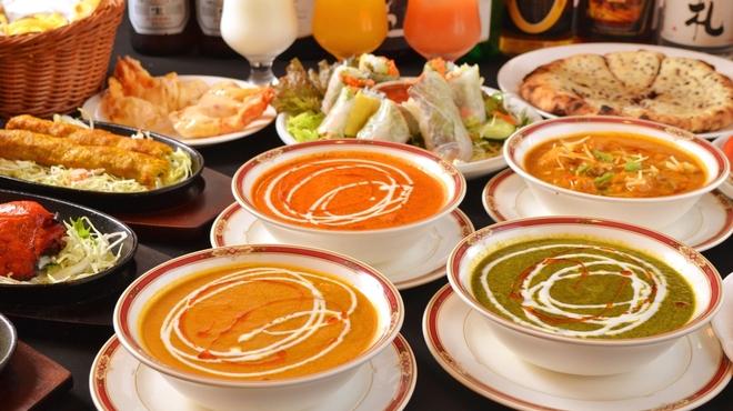 インド料理 ガンダァーラ - メイン写真: