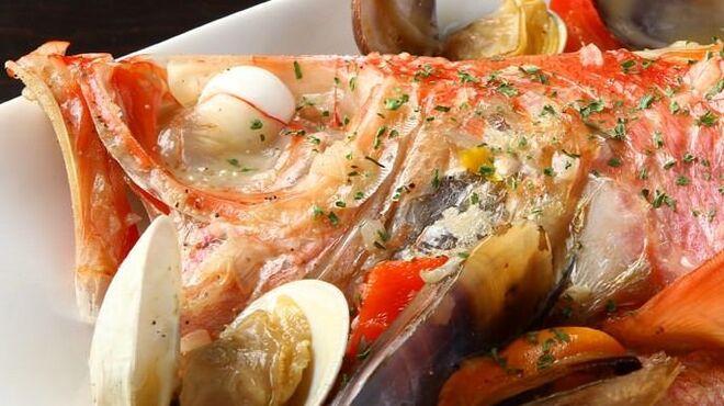 魚とワイン はなたれ The Fish and Oysters - 料理写真: