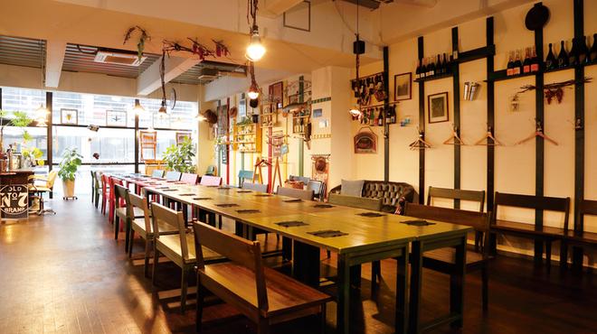 自然野菜と自然派ワインのお店 ばった屋 - メイン写真: