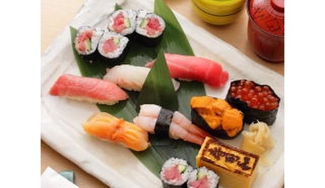 寿司和 - 料理写真:握り 卯月
