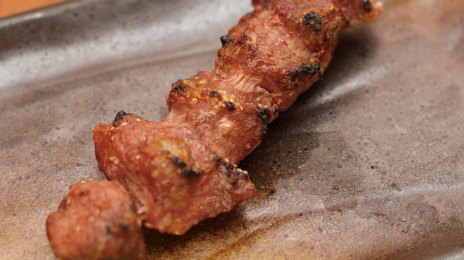 炙屋十兵衛 - 料理写真:カシラ串焼き