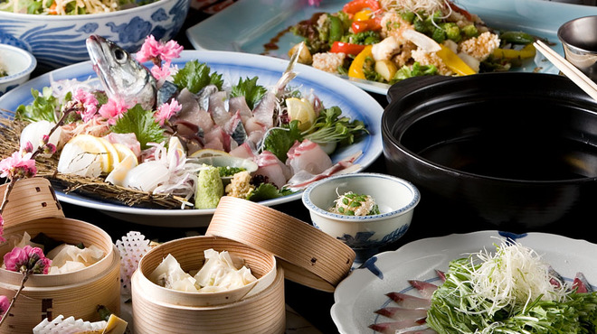 博多鯖郎 - 料理写真:満喫のコース