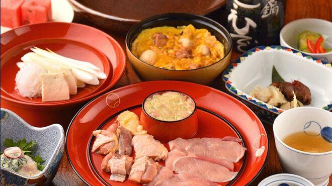鳥料理 玉ひで - メイン写真: