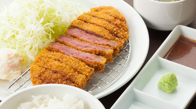 熟成牛かつ 銀座ぎゅう道 - 料理写真: