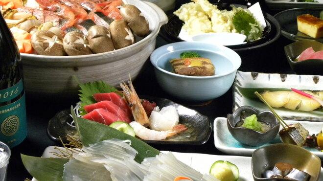 北貝料理 なむら別邸 - メイン写真: