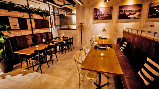 Grand Breton Cafe - メイン写真: