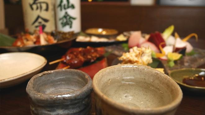 酒と料理 戸塚駅横研究所 - メイン写真: