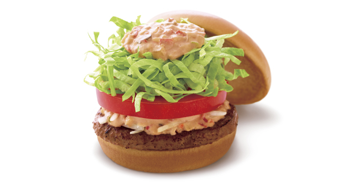 モスバーガー - 料理写真:モス野菜バーガー