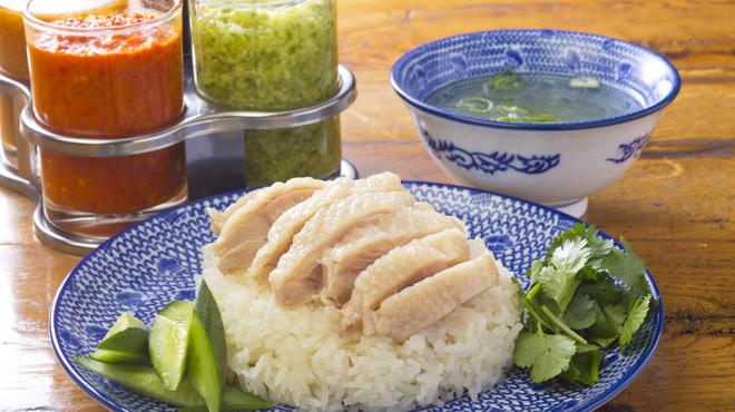 マンゴツリーキッチン カオマンガイ - メイン写真: