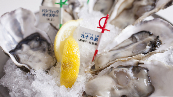 Oyster Bar ジャックポット - メイン写真: