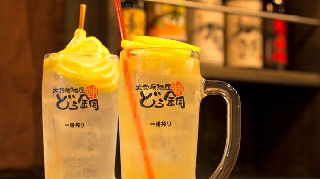 大衆居酒屋 どう銅 - メイン写真: