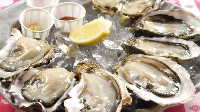 グランド・セントラル・オイスターバー&レストラン - 料理写真:オイスタープラッター8pc
