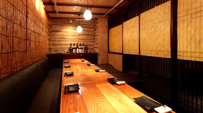 隠れ家個室居酒屋 遊雅 - メイン写真: