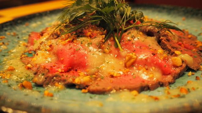 ニカド グリル+ロースト キッチン - 料理写真:2KADO ローストビーフ