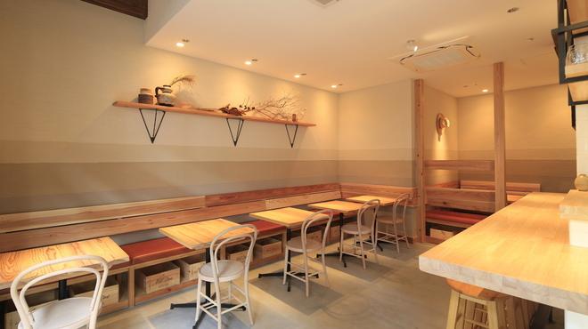 うちで食堂 - 内観写真:
