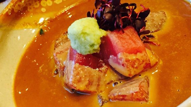 江戸前晋作 - 料理写真:鮪茶漬け