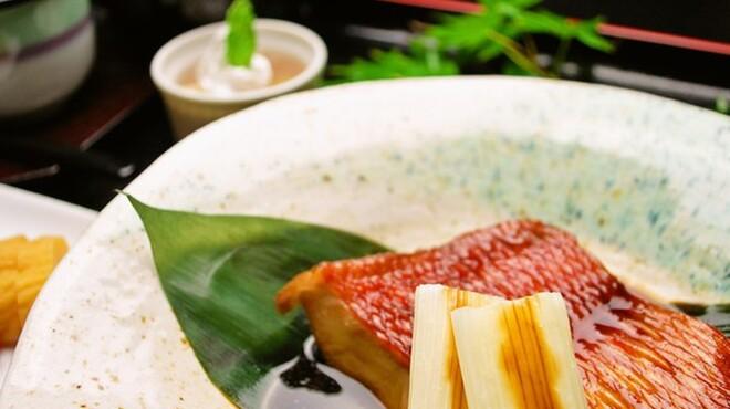 海まかせ旬菜料理 石廊庵 - メイン写真: