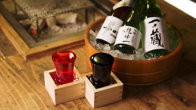和火一 - ドリンク写真:日本酒 各種