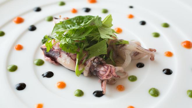 銀座 レストラン オザミ - メイン写真: