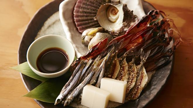 魚里ゐ夷 - メイン写真: