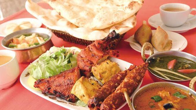 インドレストランゲイロード - 料理写真:OSSUME PAIR DINNER