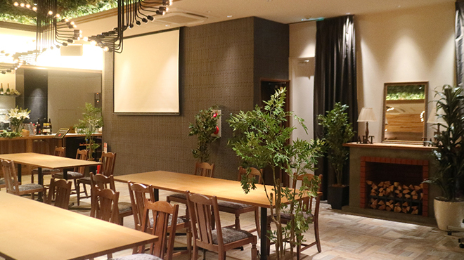 Garden Lounge - メイン写真: