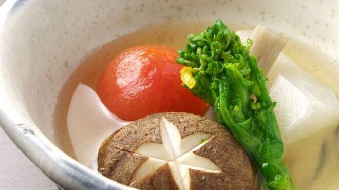 くらち - 料理写真:野菜おでん