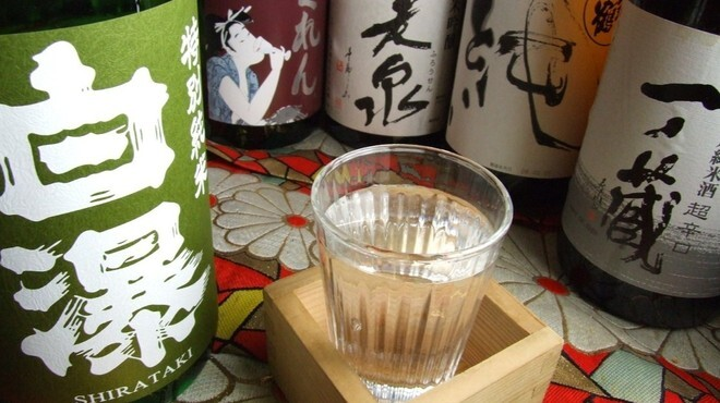 男前料理と五島列島直送の魚 神楽坂はずれ 無花果 - メイン写真: