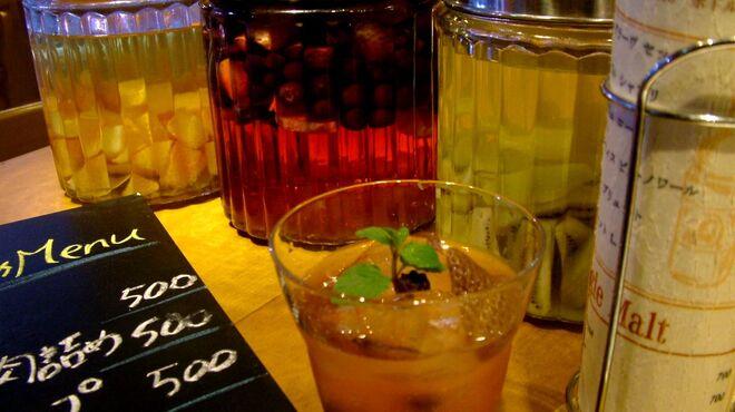 ビストロjeujeu - 料理写真:自家製果実酒『Pety』