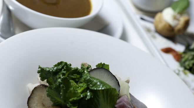 マザーエスタ - 料理写真:weekend ベジタブルオーガニックカレーランチ