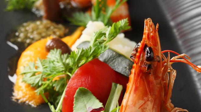 懐石フランス料理 グルマン橘 - メイン写真: