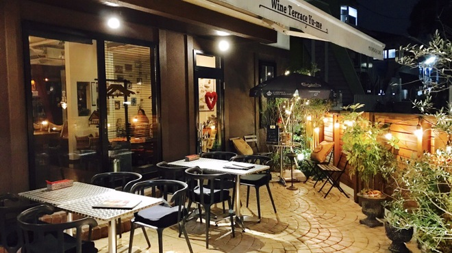 Wine Terrace Yume - メイン写真: