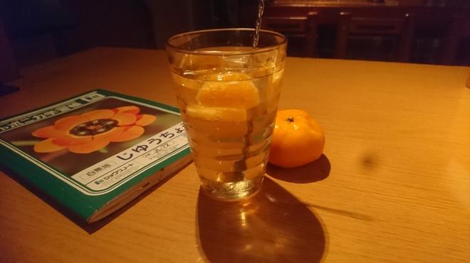 給食当番 - ドリンク写真:金魚すくい