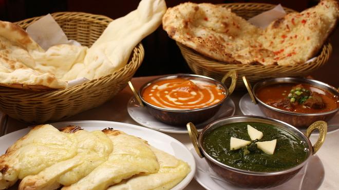 インド・ネパール創作料理 スリスティ - メイン写真: