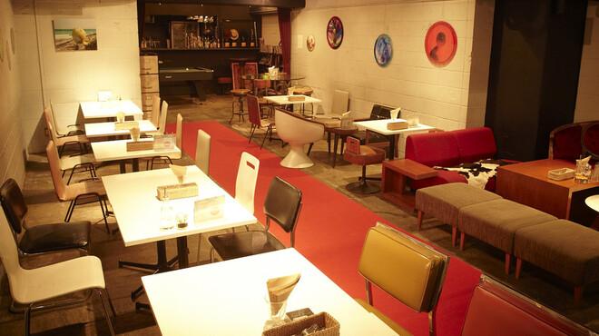 シアター dining cafe theater 渋谷 ダイニングバー 食べログ